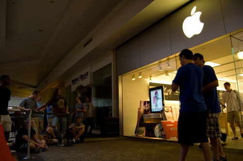iPhone 4 Launch